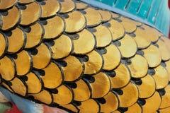 Riesiger goldener Chinese Lizenzfreies Stockbild