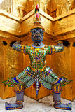 Riesiger, großartiger Palast - Bangkok, Thailand Stockbilder