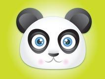 Riesiger Panda stock abbildung