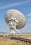 Riesiger radiotelescope Teller Lizenzfreies Stockbild