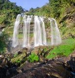 Riesiger Wasserfall, Paksa Lizenzfreie Stockbilder
