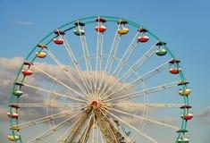 Riesiges Riesenrad lizenzfreie stockfotografie