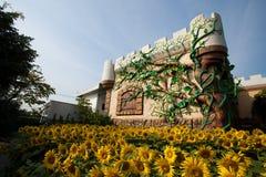 Riesiges Schloss für riesige Leute Lizenzfreie Stockfotos