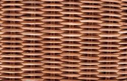 Rieten houten textuur Stock Foto