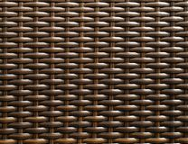 Rieten stoelpatroon Stock Afbeelding