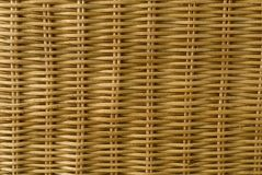 Rieten textuur Stock Afbeelding