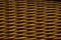 Rieten textuur Royalty-vrije Stock Afbeeldingen