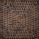 Rieten textuur Royalty-vrije Stock Foto's