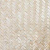 Rieten textuurachtergrond Royalty-vrije Stock Afbeelding