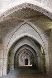Rieti (Ιταλία), παλάτι των παπάδων Στοκ Φωτογραφίες