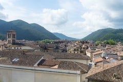 Rieti (Ιταλία) Στοκ εικόνες με δικαίωμα ελεύθερης χρήσης