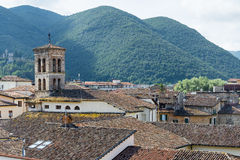 Rieti (Itália) Foto de Stock