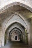 Rieti (Italië), Paleis van de Pausen Stock Foto's