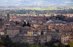 Rieti - Italy imagens de stock