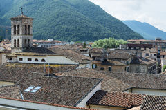 Rieti (Italy) Royalty Free Stock Photography