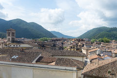 Rieti (Italy) Royalty Free Stock Images