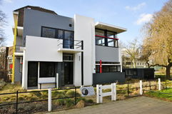 Rietveld Schröder House (1923-1924) Royalty Free Stock Photography