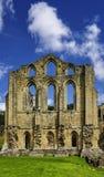 Rievaulx Abbey royalty free stock photos