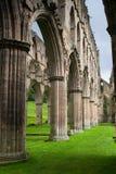 Rievaulx Abbey Royalty Free Stock Photography