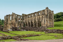 Rievaulx Abbey, England. Royalty Free Stock Photos