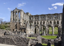 Rievaulx Abbey Stock Image