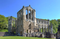 Rievaulx abbotskloster Fotografering för Bildbyråer