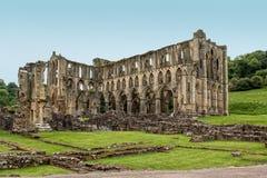 Rievaulx-Abtei, England Lizenzfreie Stockfotos