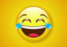 riez jusqu'au cri illustration libre de droits