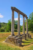 Riez roman temple Royalty Free Stock Images