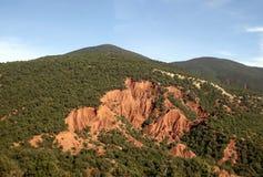 rif гор Марокко Стоковое фото RF