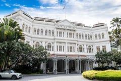 Rifas hotel, Singapura Imagem de Stock