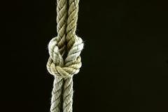 Riff-Knoten Lizenzfreies Stockbild