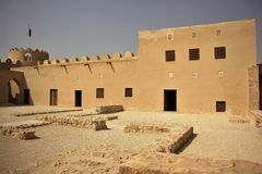 Riffa Fort, Bahrain Royalty Free Stock Images