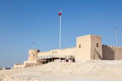 Riffa fort i Bahrain Royaltyfri Bild