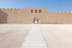Riffa fort i Bahrain Royaltyfria Foton