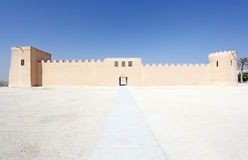 Riffa Fort, Kingdom of Bahrain Stock Photos