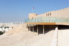 Riffa Fort, Kingdom of Bahrain Royalty Free Stock Photography
