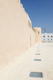 Riffa Fort, Kingdom of Bahrain Stock Photography