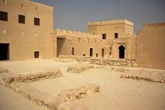 Riffafort, Bahrein royalty-vrije stock afbeeldingen