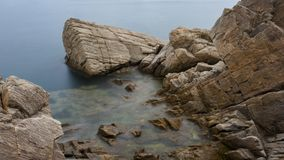 Riffe und Wellen stockfotos