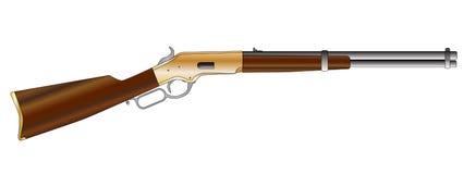 rifle Imagem de Stock Royalty Free