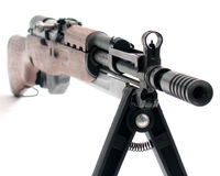 Rifle 9 Royalty Free Stock Photos