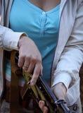 Rifle AK-47 Imagem de Stock Royalty Free