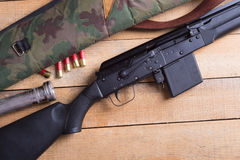 Rifle Royalty Free Stock Photos