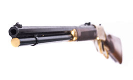 Rifle Barrel Royalty Free Stock Images