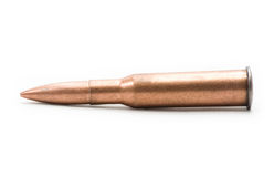 Rifle Bullet Royalty Free Stock Image