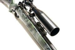 Rifle con alcance Imagen de archivo libre de regalías