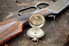 Rifle da caça Foto de Stock Royalty Free