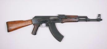 Rifle de asalto de AK47 fotografía de archivo
