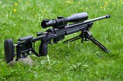 Rifle de francotirador Fotos de archivo